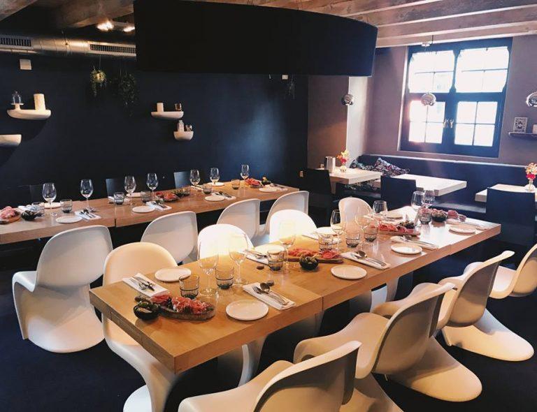 Zakelijk diner Den Bosch